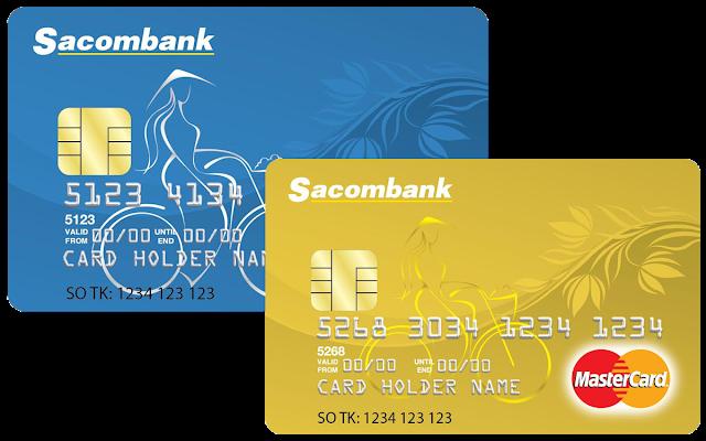 Dịch vụ rút tiền thẻ tín dụng Sacombank phí thấp